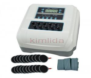 China Electro stimulation Unit body Slimming Machine For Blood circulation and metabolism on sale