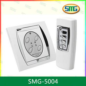 China SMG-5004 Smart Remote Control Electrical Wall Socket Switch Touch Control Switch supplier