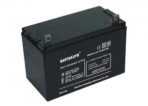 China 6V, 12V 4AH to 250AH Rechargeable Sealed Lead Acid Battery for UPS on sale