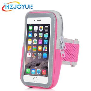 China HZJOYUE Sports Gym Running cell phone arm bag on sale