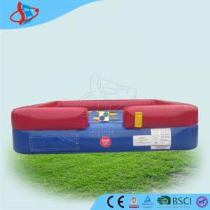 China Dice Games Arena Inflatable Sport Games Kids Bouncy Jumping Bed on sale