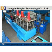 PLC Panasonic Durable Drywall Roll Forming Machine With Galvanized Metal