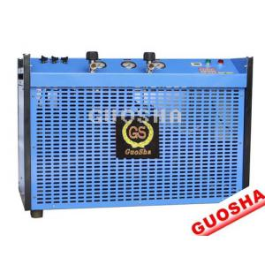 China GSW300High pressure air compressor for diving china on sale