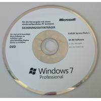 China customized Acer Windows 7 OEM Disc , windows 7 pro 64 bit oem DVD on sale