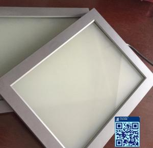 China Office decor glass smart glass laminated tempered china factory on sale