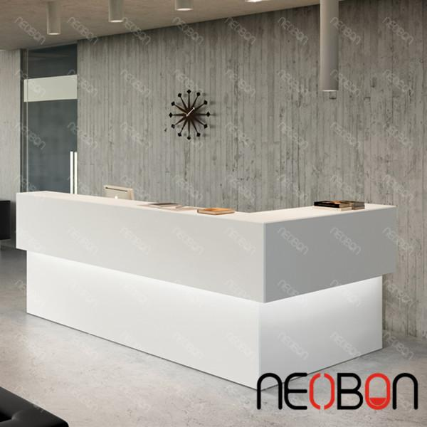 modern beauty salon reception desks  curved reception counter design for sale  u2013 neobon reception