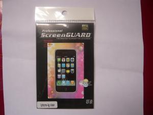China анти--поцарапанный анти- протектор экрана ясности поддержки силы отпечатка пальцев иФоне4 on sale
