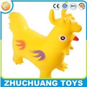 China OEM special design big eyed cartoon animal toys cock on sale