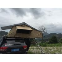 Canvas Off Road 4x4 Roof Top Tent Single Layer TL19 For Outdoor Camping