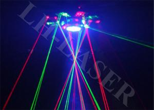 China Mini RGB Octopus UFO Laser Light 8 Clawe Laser Dj Stage Effect Lighting on sale
