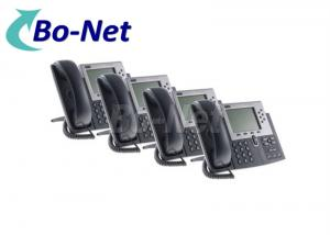 China CP 7960G 24 Port POE+ Cisco IP Phone For Wideband Acoustic Echo Cancellation on sale