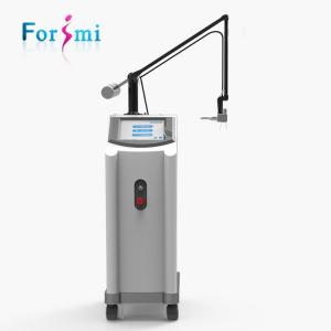 China 2018 CE FDA approved newest innovative technology 10600nm 1-100ms pulse pixel lumenis ultrapulse fractional co2 laser on sale