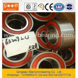 China Deep groove ball bearing _6322M_ brass _ Baicheng bearing retainer on sale