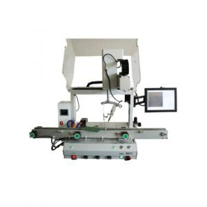 China window OS 12inch touch panel automatic soldering robot soldering machine robot with assemble line flow line on sale