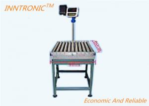 China Express Roller Conveyor Scale , Weighing Conveyor With With Thermal Printer on sale