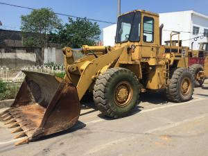 China Durable Original Japanese Used Compact Wheel Loader , Cat 950B  Wheel Loader on sale
