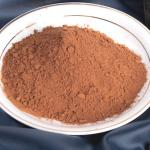 10-12% poudre de cacao naturelle