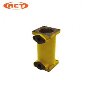 China 7N0128 / 9M8818 Oil Cooler Assembly Radiator Core For Excavator CAT D4D,D6D on sale