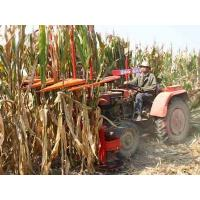 China Mini Maize Harvesters with Rotavator, Multi crop Harvesters on sale