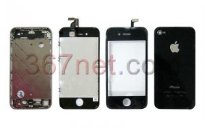 China Quality New Original IPhone 4 Housing Black on sale