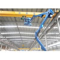 China 65 Foot One Man Lift , Boom Man Lift Customized Size Convenient Transportation on sale