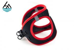 China Neoprene Padded Dog Walking Harness Vest , Comfortable Pet Vest Harness on sale