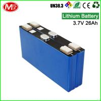 Solar Storage Lithium Battery 12v 100ah , High Power Lithium Ion Battery Energy Saving