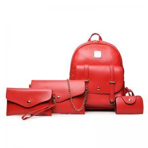 China Hot Women Shoulder Bag Tote Purse Handbag Messenger PU Leather Crossbody Satchel on sale