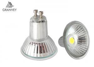 China GU10 MR15 Spot Lamp LED, Glass LED Ceiling Spotlight BulbsIP52 3000K/4000K/6000K on sale
