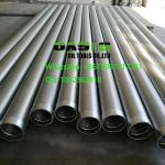 Johnson screen pipe water well screen continuous slot wire wrapped stainless steel