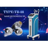 2MHZ Fractional RF Microneedle Machine / Radiofrequency Wrinkle Removal Device