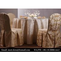 New Style Vinyl Table Cover Indian Round Table Cloth For Wedding