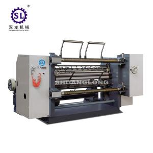 China Plastic Roll PET Film Slitter Rewinder Machine High Speed 100-200 m/min on sale