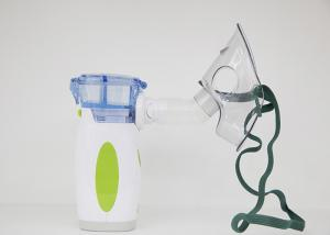 China Handheld Mesh Medical Equipment Nebulizer For The Treatment Of Asthma Patients on sale