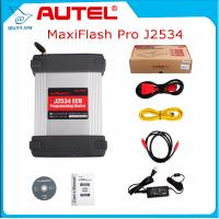 Autel MaxiFlash Pro J2534 ECU Programming Tool Works with Maxisys 908/908P
