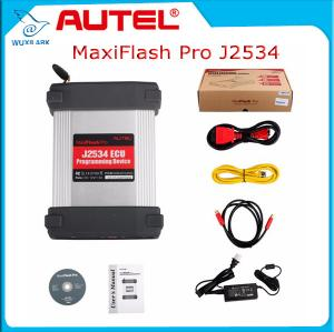 China Autel MaxiFlash Pro J2534 ECU Programming Tool Works with Maxisys 908/908P on sale