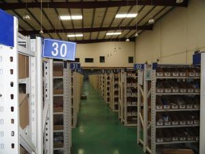 China 150kg industrial high density racks , closed / open type steel shelving units on sale