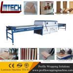 PVC / Veneer Vacuum Membrane laminating Press machine