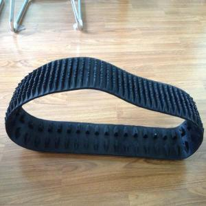 China Rubber Track for Robotic Machine Use (136*45*41) on sale