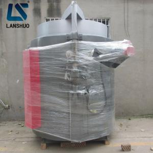 China Electric Resistence Pit Type Tempering Furnace For Metal Heating Tempering on sale