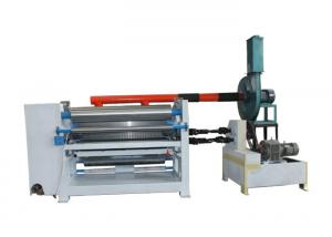China Professional Corrugated Cardboard Production Line SF-300 Oil Heating Single Facer Gimbal Drive on sale