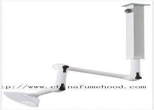 China Durable Chemical Research  Laboratory Fittings Laboratory Fume Extraction Arm on sale