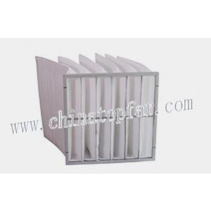 China Multi-pockdt bag filter,Pocket air filter,G3,G4,G5 air filter on sale