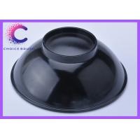 Zinc alloy mens shaving bowl and mugs black color shave lather bowl