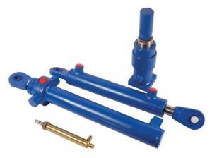 China Dual action high pressure hydraulic cylinder for shipping / mine, Piston Rod cylinders on sale