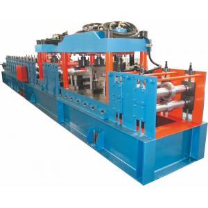 China Steel Strip Stud and Track Roll Forming Machine / Metal Forming Equipment on sale