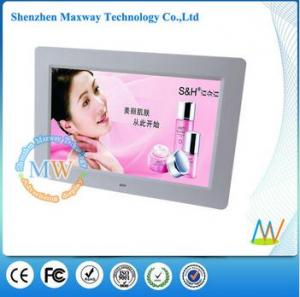China Flat frame 10 inch digital photo frame drivers on sale