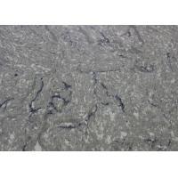 Grey Pattern Quartz Stone Countertops , Marble Kitchen Countertops