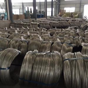 China DIN X18CrN28 (EN 1.4749, AISI 446, UNS S44600) cold drawn stainless steel wire coil on sale