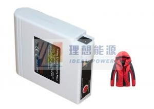 China Rechargeable / Portable Battery Pack 7.4V For Heated Jacket on sale